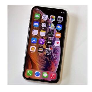 iPhone - iPhone Xs ゴールド 256GB simフリー