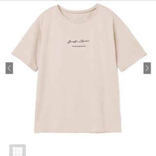 グレイル(GRL)のGRL ロゴTシャツ(Tシャツ(半袖/袖なし))