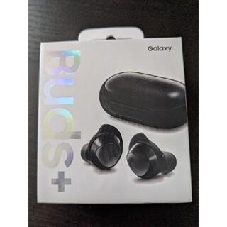 ギャラクシー(Galaxy)のGalaxy Buds+ SM-R175NZKAXJP ブラック(ヘッドフォン/イヤフォン)