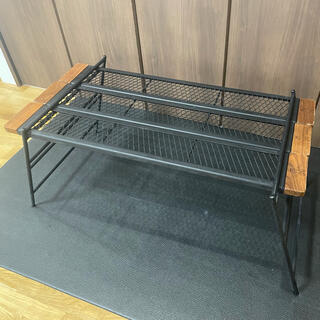 ドッペルギャンガー(DOPPELGANGER)のdod テキーラテーブル セット 10周年 限定品(テーブル/チェア)