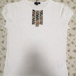 バーバリー(BURBERRY)の新品!バーバリーのTシャツ 160☆女の子キッズ(Tシャツ/カットソー)