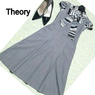 theory - ⭐️theory⭐️グレンチェック風ワンピース