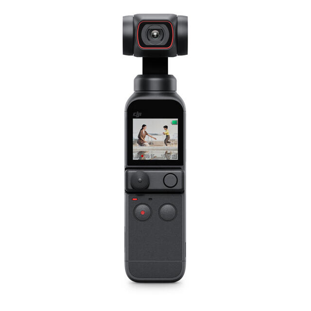 DJI Pocket 2 OP2CP1 国内正規品 スマホ/家電/カメラのカメラ(コンパクトデジタルカメラ)の商品写真