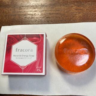 フラコラ(フラコラ)のフラコラ モイスト&エナジーソープ 30g(洗顔料)