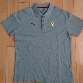 プーマ(PUMA)のフェラーリ×プーマポロシャツ(ポロシャツ)
