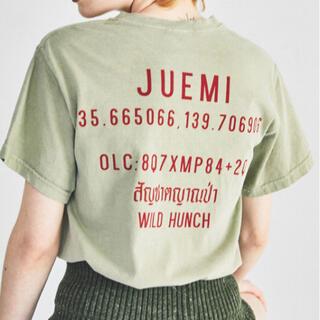 ALEXIA STAM - juemi gs Tシャツ ジュエミ