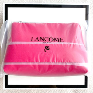 ランコム(LANCOME)のLANCOME ランコム メイクポーチ 非売品 限定品(ポーチ)