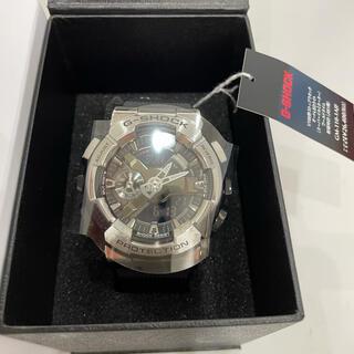 601 新品未使用 CASIO G-SHOCK Metal Covered 時計(腕時計(アナログ))