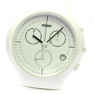 ラドー(RADO)の☆良品 ラドー  クロノグラフ R27832012 クォーツ メンズ 【中古】(腕時計(アナログ))