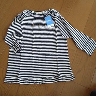 ファミリア(familiar)のファミリア Tシャツ 七分袖 150cm(Tシャツ/カットソー)