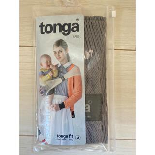 トンガ(tonga)のTONGA トンガ スリング M グレー(スリング)
