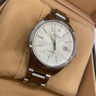 603セイコー ブライツ SDGM001 自動巻き 腕時計 メンズ 裏スケルトン(腕時計(アナログ))