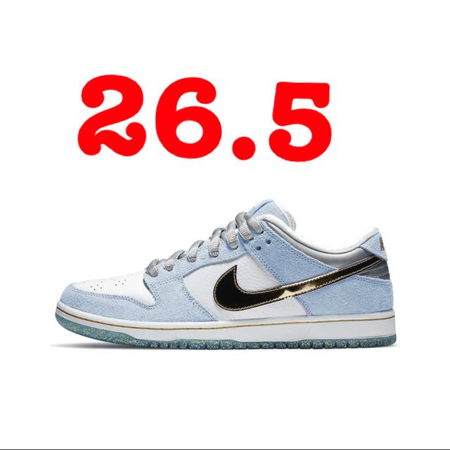 NIKE(ナイキ)のNike SB Dunk Low Sean Cliver  26.5 メンズの靴/シューズ(スニーカー)の商品写真