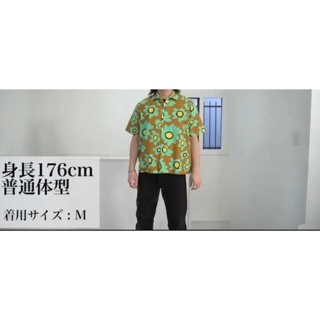 Jieda(ジエダ)のttt_mswアロハシャツ メンズのトップス(シャツ)の商品写真