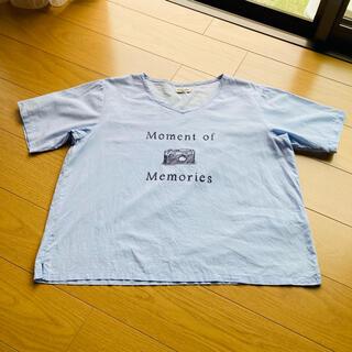 サマンサモスモス(SM2)の半袖シャツ(Tシャツ(半袖/袖なし))