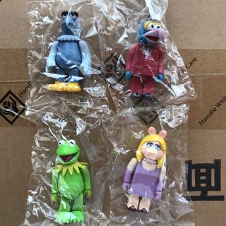 メディコムトイ(MEDICOM TOY)のKUBRICK Muppets カーミット 4種セット(その他)