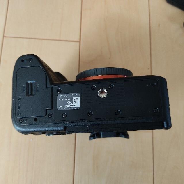 SONY(ソニー)の極美品 sony α7S III ILCE-7SM3a7s3 長期保証付き スマホ/家電/カメラのカメラ(ミラーレス一眼)の商品写真