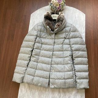 HERNO - ⭐︎美品⭐︎ 定価28万円 HERNO ヘルノ カシミヤ  ダウン ジャケット