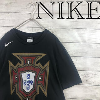 NIKE - 『激レア』NIKE ナイキ F.P.F スモールスウオッシュ ビックプリントT