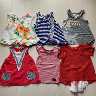 プチジャム(Petit jam)の子ども服 女の子夏トップス 95-100cm(Tシャツ/カットソー)