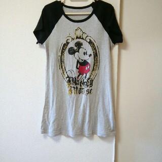 ユニクロ(UNIQLO)のユニクロ ミッキー Tシャツ(Tシャツ(半袖/袖なし))