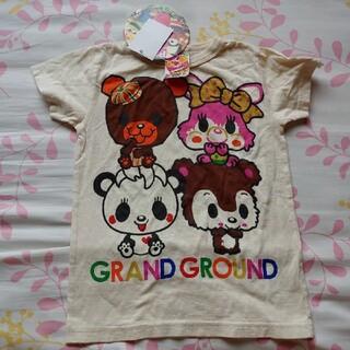 ジャム(JAM)のJAM×GRAND GROUND☆コラボ 半袖Tシャツ 120/stories(Tシャツ/カットソー)