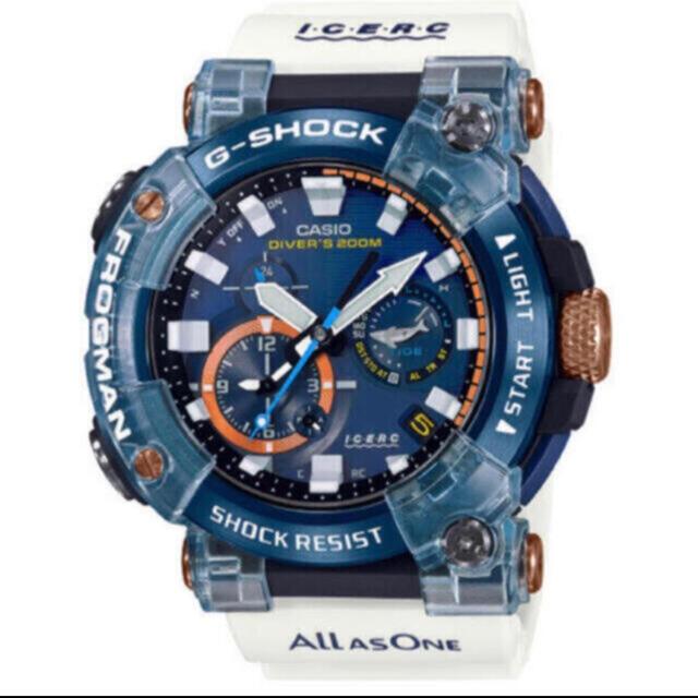 G-SHOCK(ジーショック)のG-SHOCK FROGMAN GWF-A1000K-2AJR メンズの時計(腕時計(デジタル))の商品写真