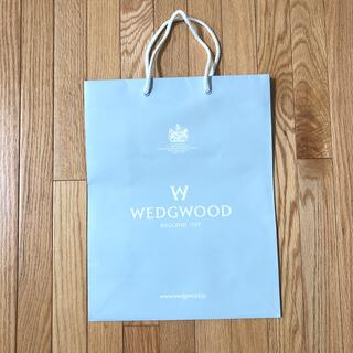 ウェッジウッド(WEDGWOOD)のウェッジウッド 紙袋 ショップ袋(ショップ袋)