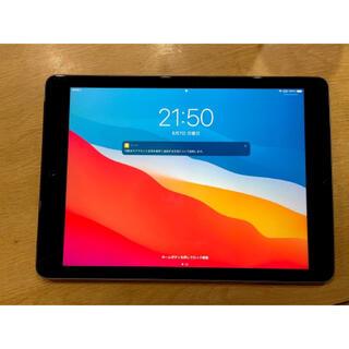 アイパッド(iPad)のiPad 第5世代 128GB セルラーモデル SIMフリー(タブレット)