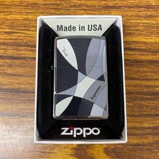 シュプリーム(Supreme)のSupreme Emilio Pucci Zippo エミリオプッチ ブラック(タバコグッズ)