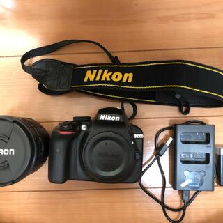 Nikon - NikonD3300 ボディ タムロンレンズおまけ中