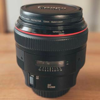 Canon - canon EF 85mm f1.2 LⅡ
