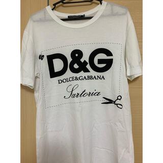 ドルチェアンドガッバーナ(DOLCE&GABBANA)のDOLCE &GABBANA Tシャツ(Tシャツ/カットソー(半袖/袖なし))
