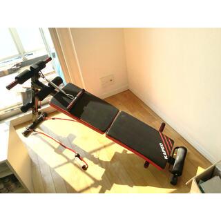 KAPEO トレーニングベンチ 腹筋マシーン(トレーニング用品)
