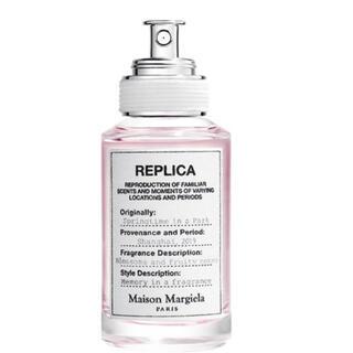 マルタンマルジェラ(Maison Martin Margiela)のメゾン マルジェラ レプリカ オードトワレ スプリングタイム イン ア パーク(ユニセックス)