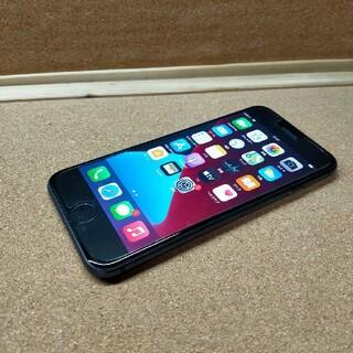 アップル(Apple)のジャンク品 simフリー iPhone 8 スペースグレイ 256GB(スマートフォン本体)