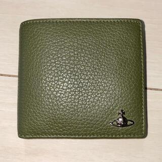 ヴィヴィアンウエストウッド(Vivienne Westwood)のミニウォレット 二つ折り財布 小銭入れコインケース付き(折り財布)