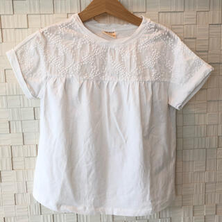 ザラ(ZARA)のZara GIRLS 半袖Tシャツ size7  122cm(Tシャツ/カットソー)