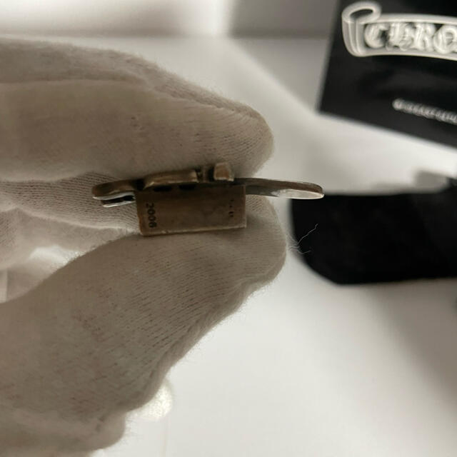 Chrome Hearts(クロムハーツ)のクロムハーツ ダガーヘアゴム メンズのアクセサリー(ブレスレット)の商品写真