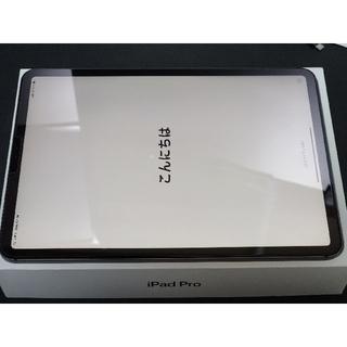Apple - iPad Pro 11インチ 64GB Cellular スペースグレー ケース