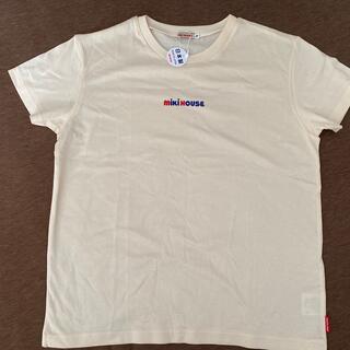 ミキハウス(mikihouse)のミキハウス Tシャツ新品未使用(Tシャツ(半袖/袖なし))