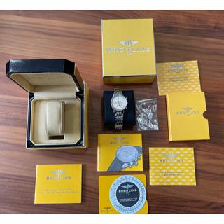 ブライトリング(BREITLING)のブライトリング ナビタイマー モンブリラン A41330(腕時計(アナログ))