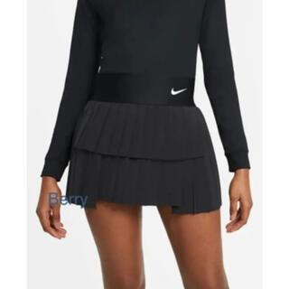 ナイキ(NIKE)の☆新品☆ Nikeナイキ テニスウェア スコート Black  US-XS(ウェア)