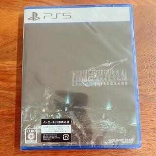 プレイステーション(PlayStation)のファイナルファンタジーVII リメイク インターグレード PS5版(家庭用ゲームソフト)