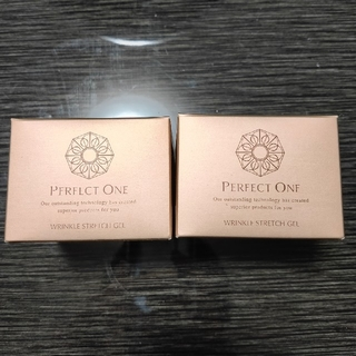 PERFECT ONE - パーフェクトワン 薬用リンクルストレッチジェル50g×2個