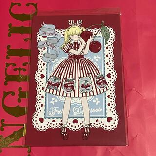 アンジェリックプリティー(Angelic Pretty)のangelic pretty ポストカード 2021 cherry stamp(写真/ポストカード)