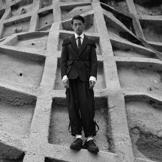 Yohji Yamamoto - soshiotsuki 21ss Norfolk Cargo Trousers