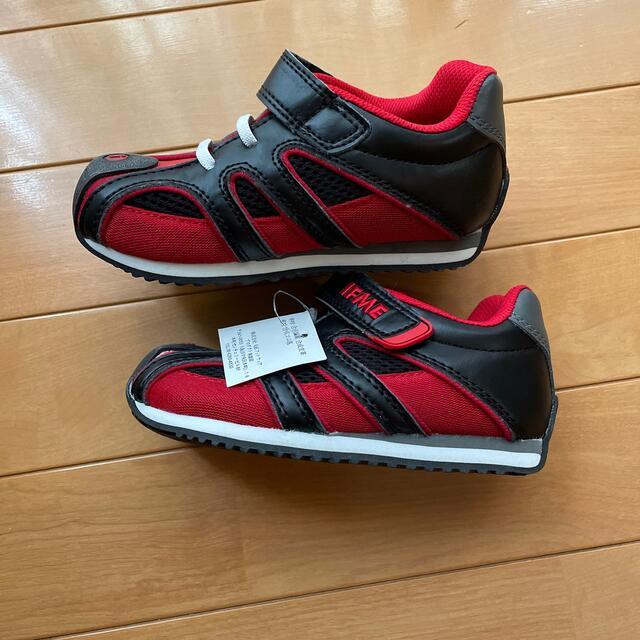 ✨新品✨IFME スニーカー キッズ/ベビー/マタニティのキッズ靴/シューズ(15cm~)(スニーカー)の商品写真