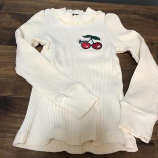 ジェニィ(JENNI)のジェニィ セーター? シャツ? 110cm(Tシャツ/カットソー)