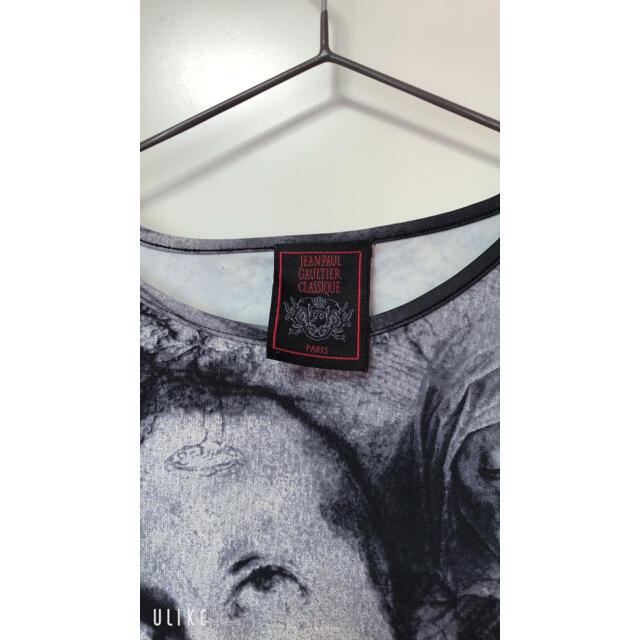 Jean-Paul GAULTIER(ジャンポールゴルチエ)のジャンポールゴルチェ レディースのトップス(Tシャツ(半袖/袖なし))の商品写真